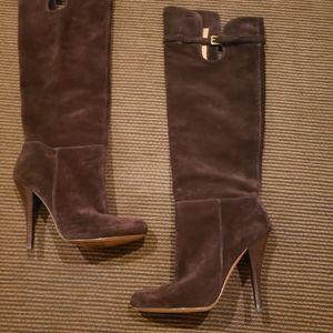 Joan & David suede boots